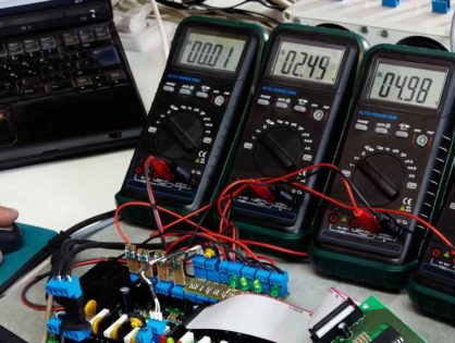 Revize elektrospotřebičů