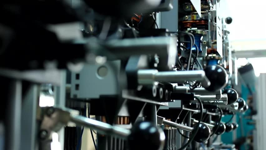 Průmyslové stroje