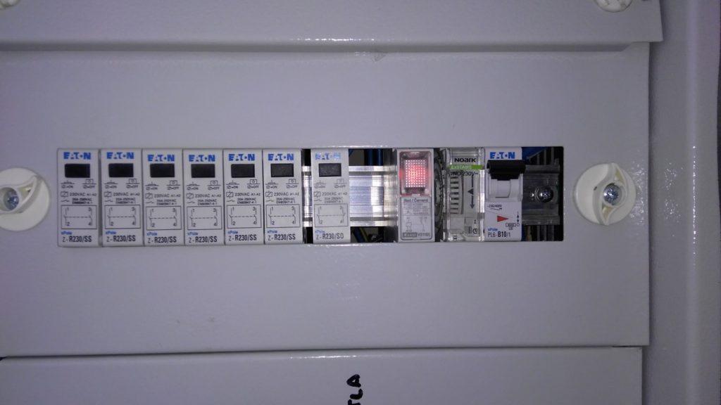 Elektro revize kontakt