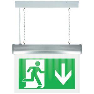 Elektro revize nouzové osvětlení