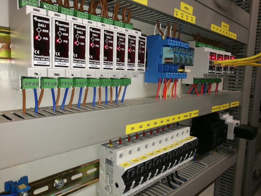 Elektro revize strojů