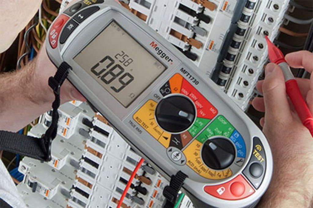 Elektro revize v rodinném domě