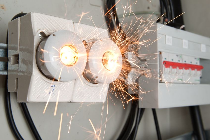 Elektroinstalace zařízení