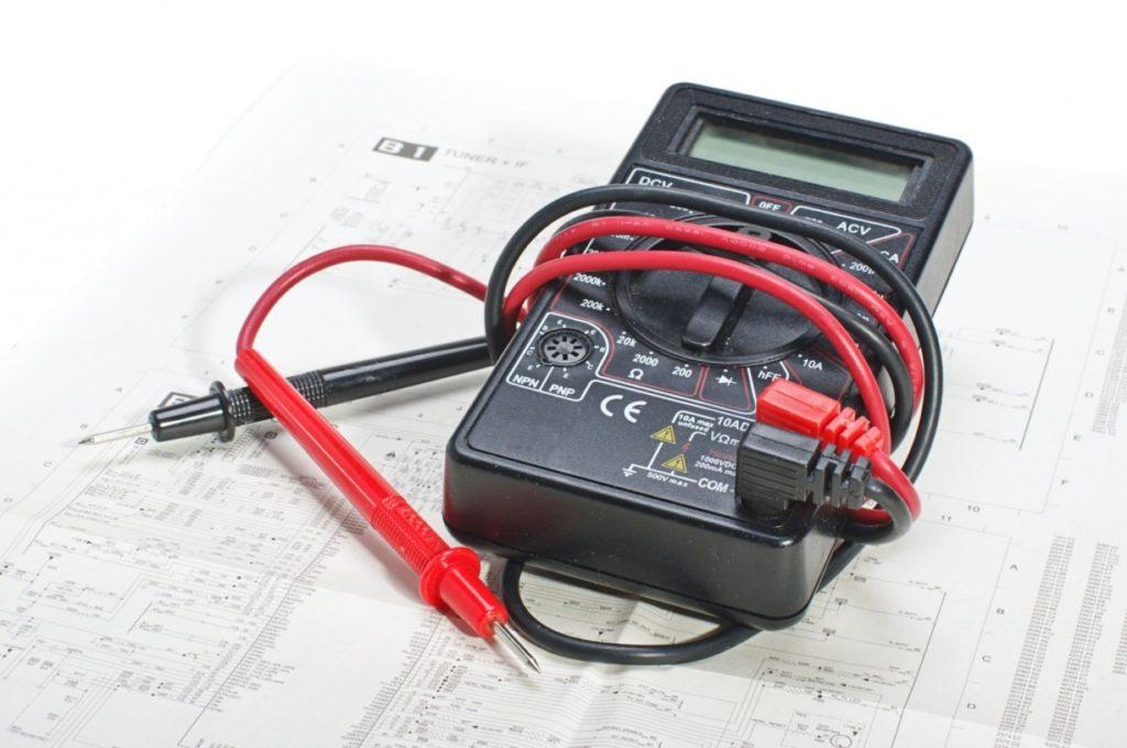 Elektro revize přenosného nářadí