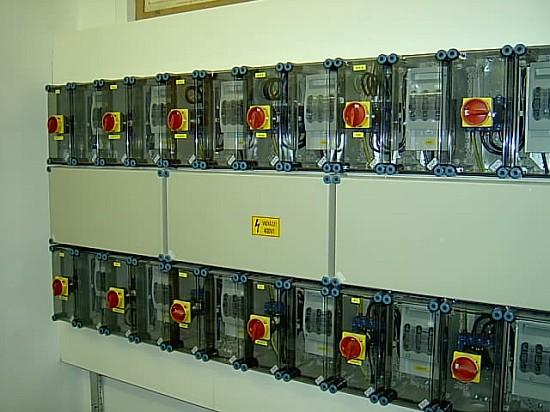 Elektroinstalace pod kontrolou