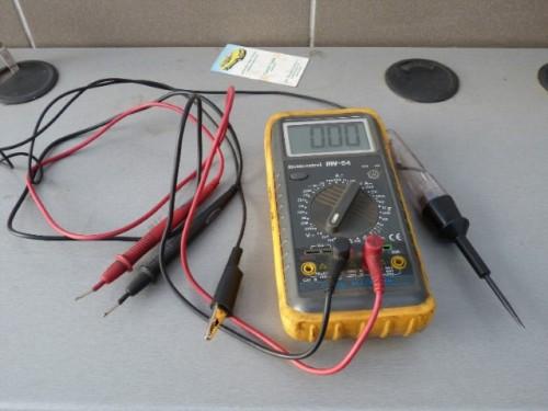 Elektroinstalace pravidelné revize