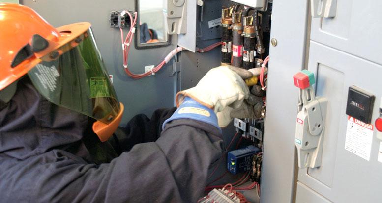 Elektroinstalace připojovací podmínky