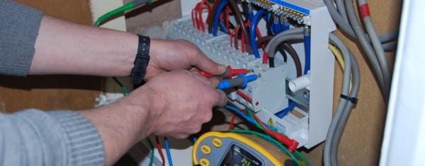 Elektrická instalace revize