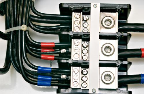 Elektroinstalace kabel a vodiče