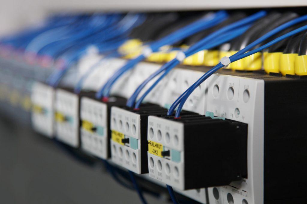 Elektroinstalace pojistky