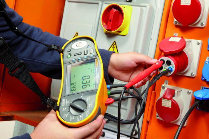 Elektroinstalace prodlužovací přívod