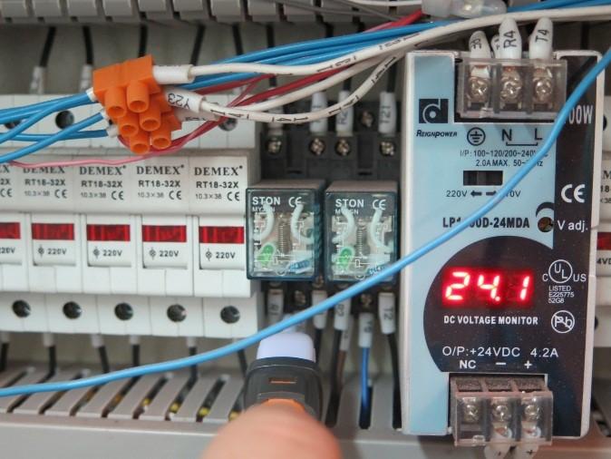 Elektroinstalace revize a údržba