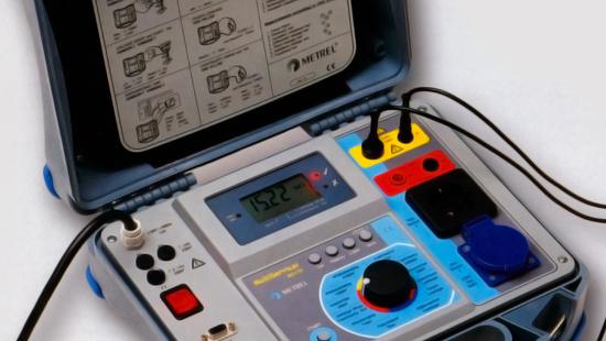 Revize elektrického ručního nářadí