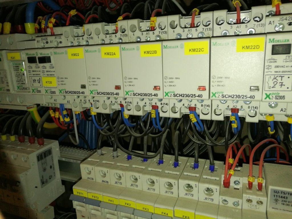 Cena revize elektro