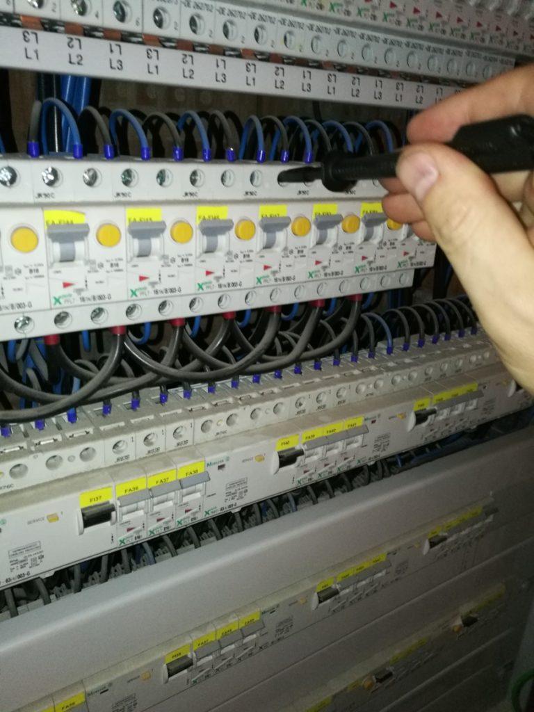Cena revize elektrických zařízení