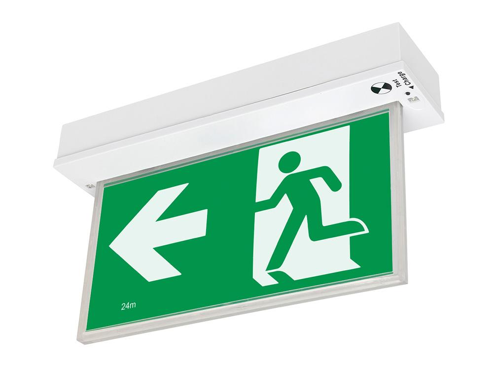 Revize nouzového osvětlení