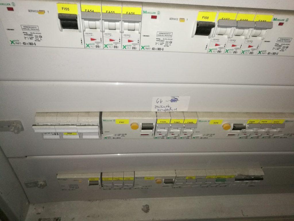 Revize elektro zařízení