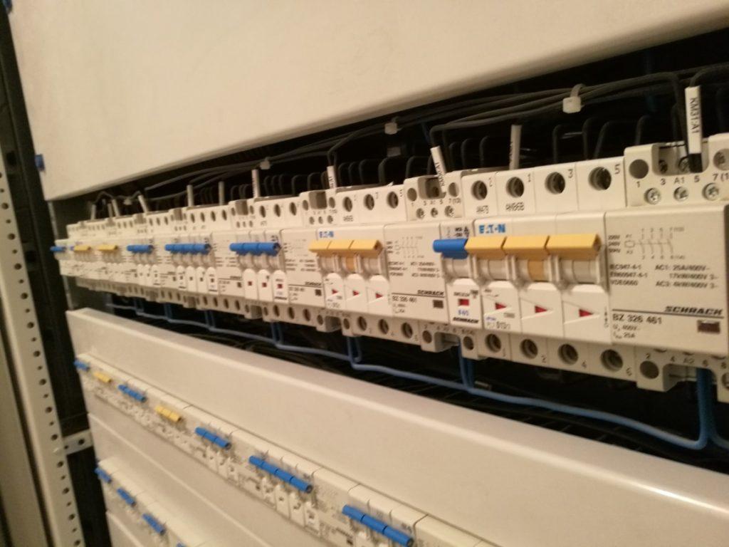 Revize elektro společenství vlastníků