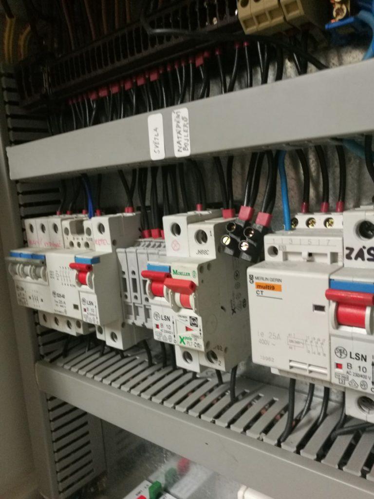 Revize elektro Litoměřice