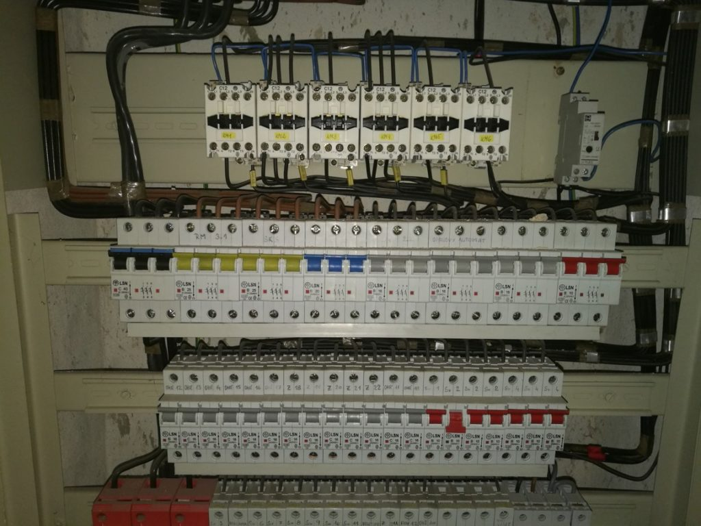 Revize elektro Revtech