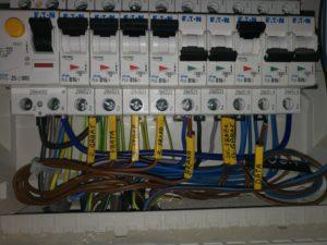 Elektro rozvaděč